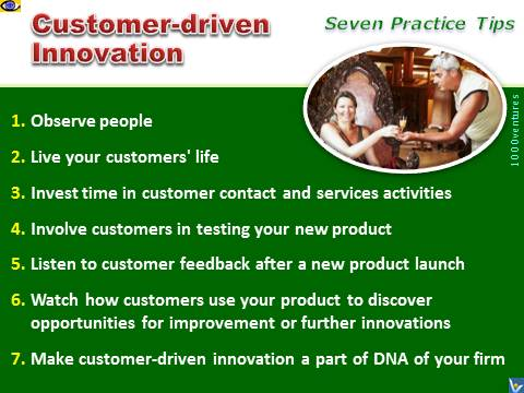 Customer-driven Innovation